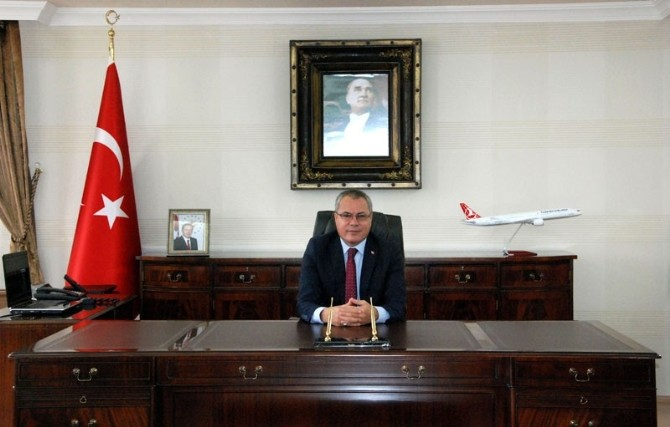 Vali Deniz'in İstiklal Marşının Kabulü Ve Mehmet Akif Ersoy'u Anma Günü Mesajı