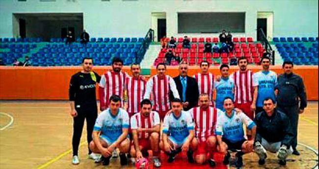 Belediye Zafer Kupası'nda heyecan