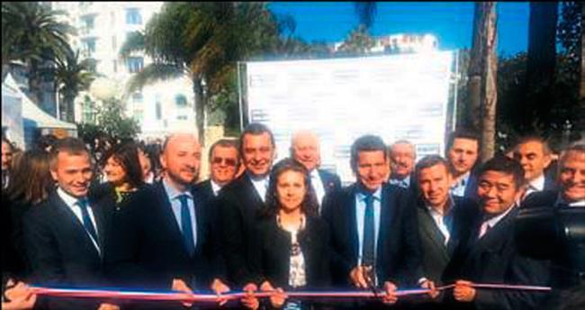 ATO Ankara'yı Cannes'da tanıttı