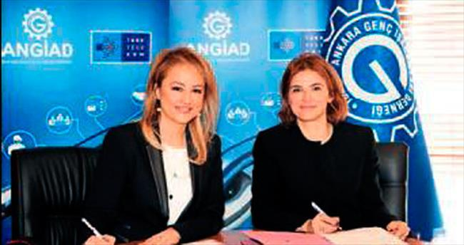 ANGİAD ile Telekom protokol imzaladı