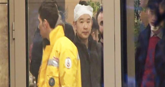 Fuar için İstanbul'a gelen Japon işadamlarına şok