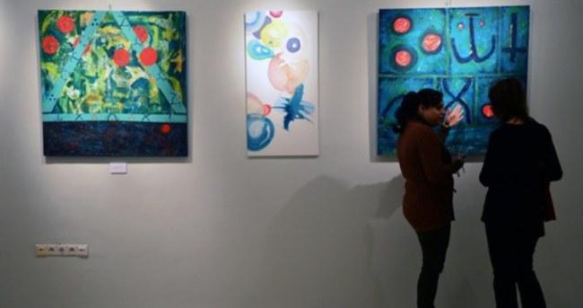 5N 13K karma sergisi açıldı