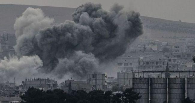 IŞİD Kürt kasabasına saldırdı