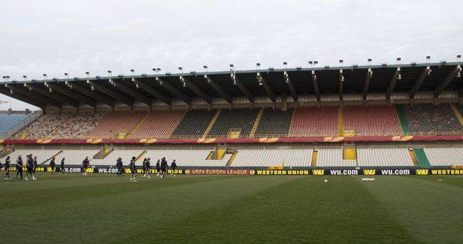 Brugge maçı öncesi Beşiktaş'a zemin şoku!