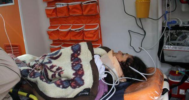 Sivas'ta rüzgar 4 evin çatısını uçurdu