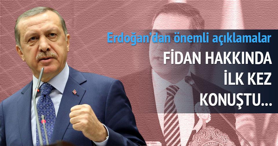 Erdoğan: Hukuken herhangi bir sakınca yoktur