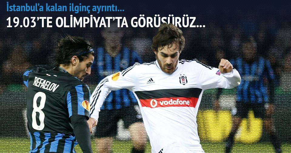 İşte Club Brugge Beşiktaş özeti ve golleri (İstanbul'da görüşürüz)