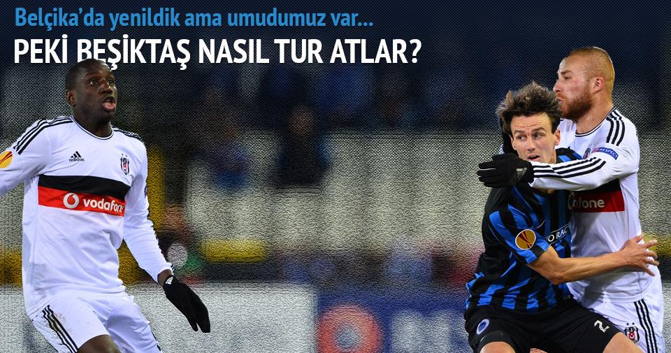 Beşiktaş nasıl tur atlar?
