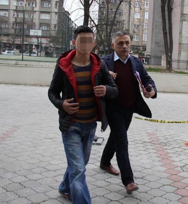 Hırsızlık Şüphelisi, Savcının İtirazı Üzerine Tutuklandı