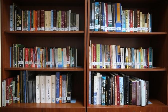 Adana Kent Kitaplığı Kuruldu