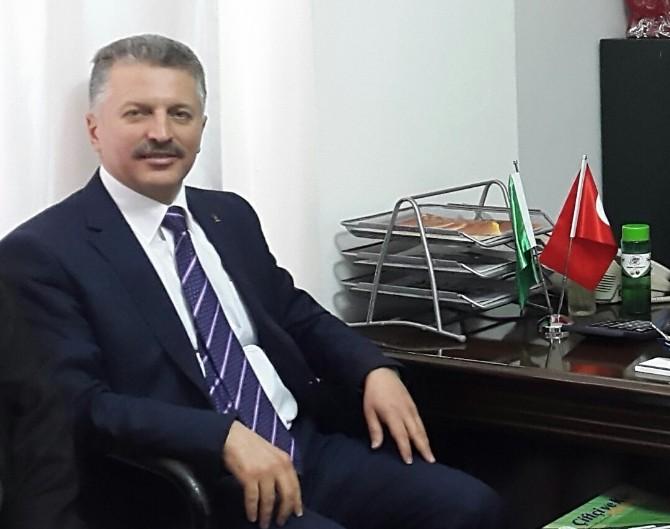 """Çalışkan: Adana Kamu Yatırımları Açısından Verimli Bir Dönem Yaşıyor"""""""