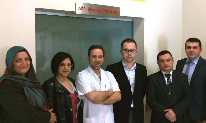 Akyazı'da Ağrı Tanı Ve Tedavi Merkezi Açıldı