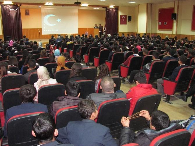 Araban'da İstiklal Marşı'nın Kabulü Ve Milli Şair Mehmet Akif Ersoy'u Anma Programı