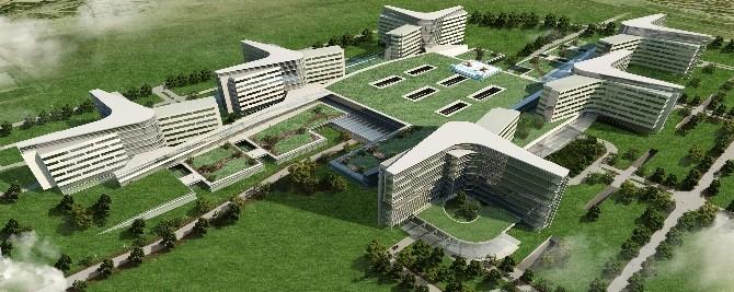 Kocaeli Şehir Hastanesi Temeli Mayıs Ayında Atılacak