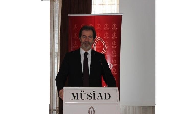 MÜSİAD'den 12 Mart İstiklal Marşı'nın Kabulü Ve Mehmet Akif Ersoy'u Anma Günü Mesajı