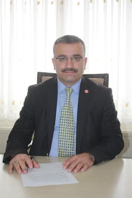 """Öğ-der Erzurum Şube Başkanı İkinci: """"Ermeni Zulmü Halkımıza Anlatılmalı"""""""
