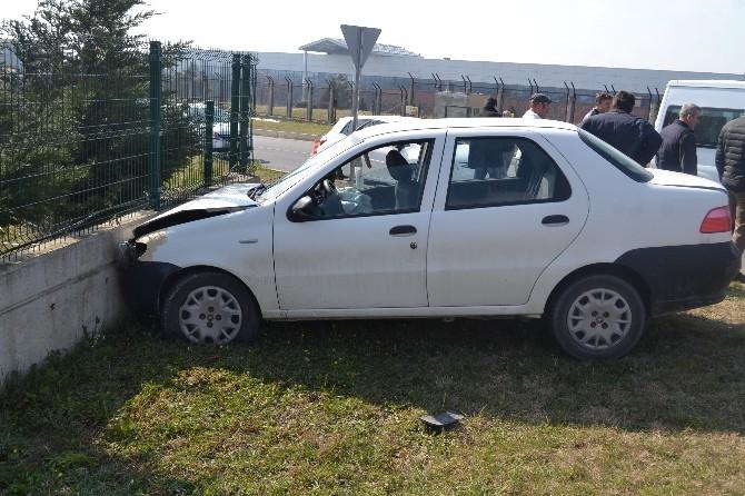 Çerkezköy'de Zincirleme Trafik Kazası: 3'ü Ağır 9 Yaralı