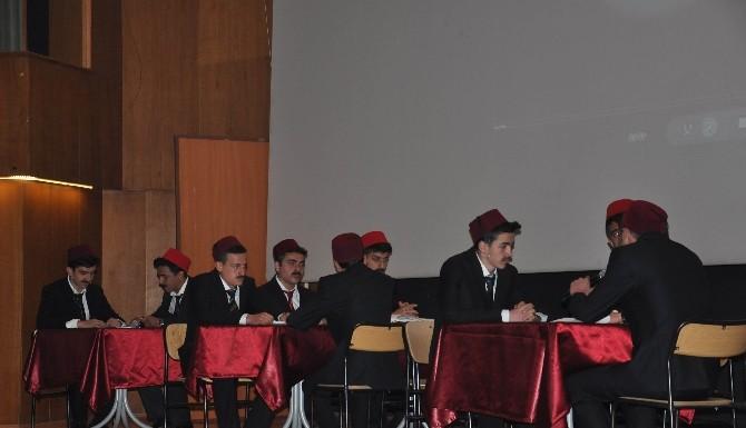Ürgüp'te İstiklal Marşı'nın Kabulünün 94. Yılı Kutlandı