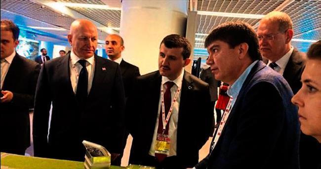 Antalya projeleri MIPIM'de