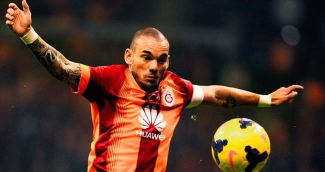 Wesley Sneijder: F.Bahçe unutulmaz!