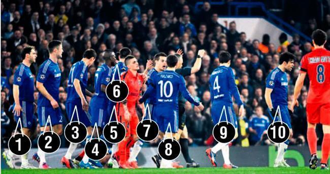 Zlatan Ibrahimovic: '11 bebek gibilerdi'