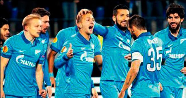 Zenit attı Torino izledi