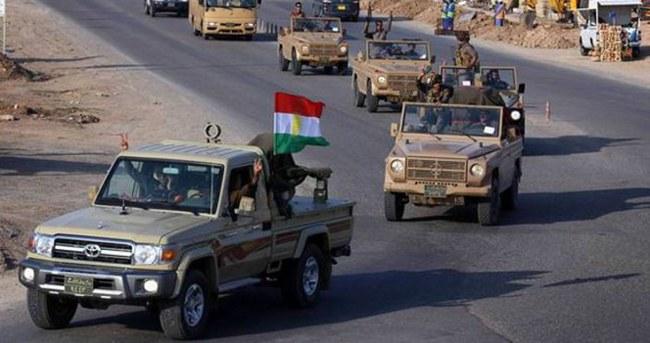 Peşmerge'den IŞİD'e Kerkük operasyonu
