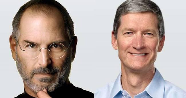 Steve Jobs ve Tim Cook'un sırrı yıllar sonra ortaya çıktı