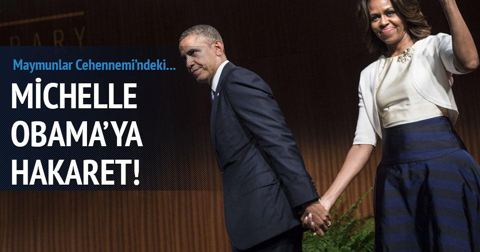 Michelle Obama'ya ırkçılık pahalıya patladı