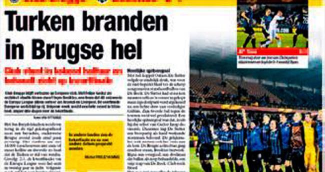 Belçika basını memnun