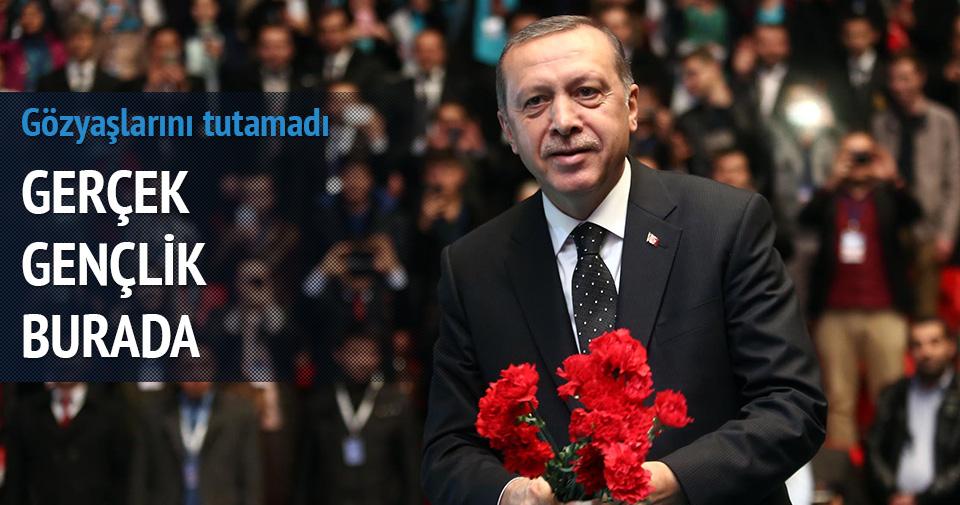 'Bu ülkenin gençliği Gezi vandalları değil'