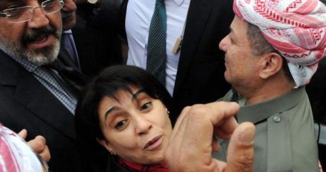 Öcalan'ın mektubunu Barzani'ye götürecek