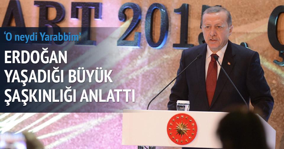 Erdoğan: Biz Türkiye'yi kahramanlıklar üzerine inşa ettik