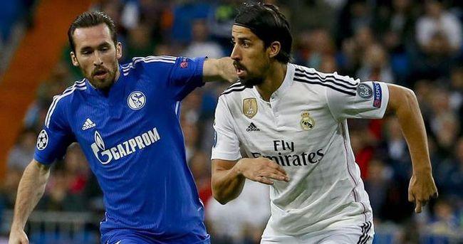 Schalke 04, Khedira'nın peşinde