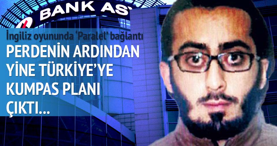 Türkiye'ye DAEŞ kumpası