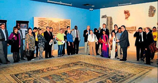 Gaziantep'in turist sayısı yüzde 50 artacak