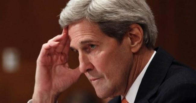 Kerry: Esed ile görüşmek zorundayız