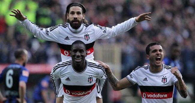 Beşiktaş 5'ledi