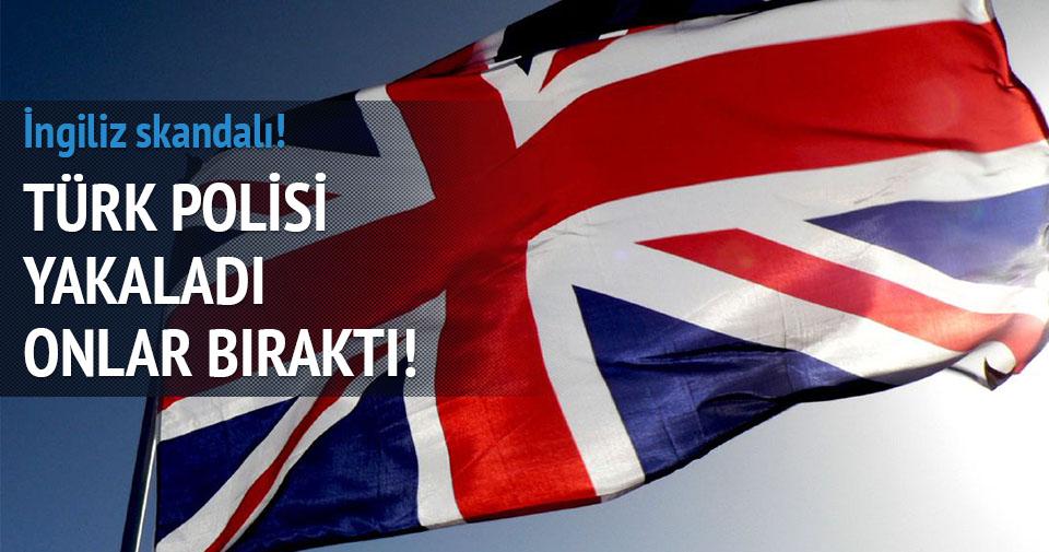İngiltere 3 genci serbest bıraktı