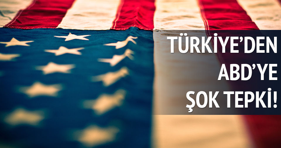 Türkiye'den ABD'ye Esad tepkisi