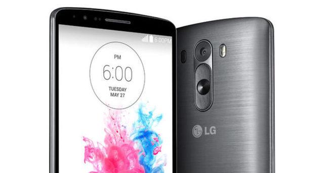 LG G4'ün ekranı nedir?