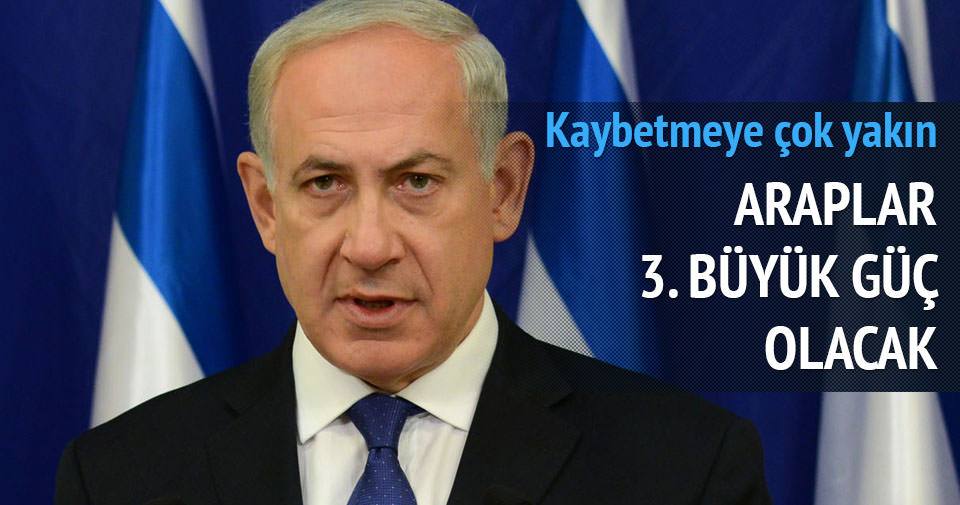 Netanyahu kaybetmeye çok yakın!