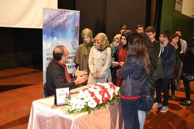 Sunay Akın Çanakkale'yi Anlattı