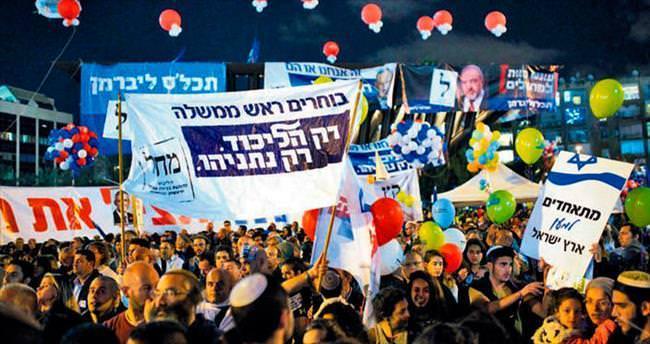 İsrail'de referandum gibi genel seçim