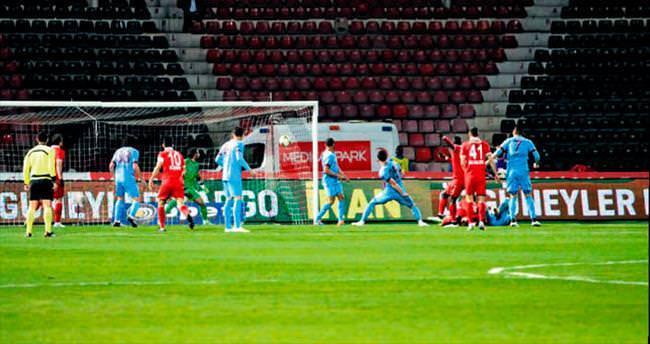 İşte Trabzonsporlular'ı isyan ettiren pozisyon
