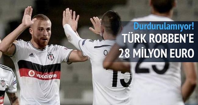 Türk Robben 28 milyon euro