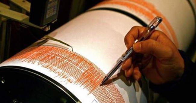 Yunanistan'da 4,4'lük deprem