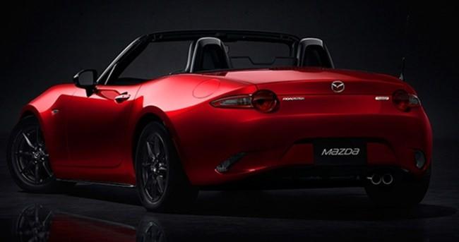 Yeni Mazda MX-5'in üretimine başlandı