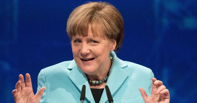 Merkel'in hayatı film oluyor