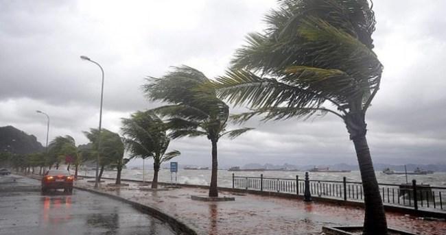 Ege'de fırtına alarmı